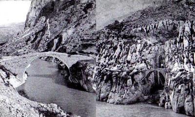Tres Ponts - Fotografia antiga