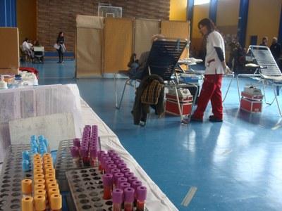 La Salle - Donació de sang