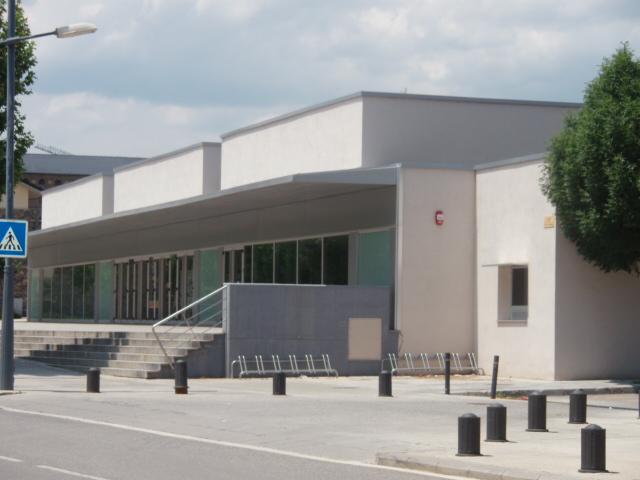 Palau d'Esports de la Seu