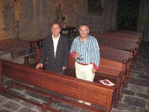 Nous Bancs de la Catedral