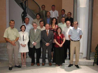 Foto oficial del Consell Comarcal