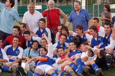 Equip del FC La Seu (Pep Graell)