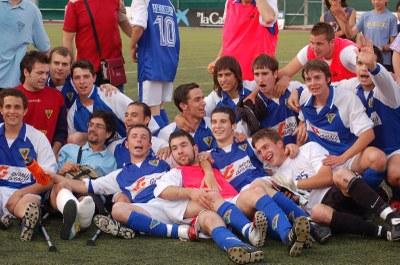 FC La Seu - Ascens a Primera Regional (Pep Graell)