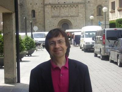 Josep Maria Sauret, director del Festival Internacional Joan Brudieu