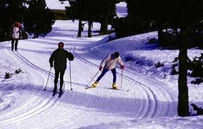 Tuixent-La Vansa Esquí
