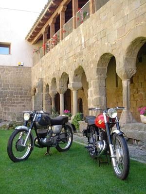 Bultaco i Montesa, Monestir Romànic  de Gualter