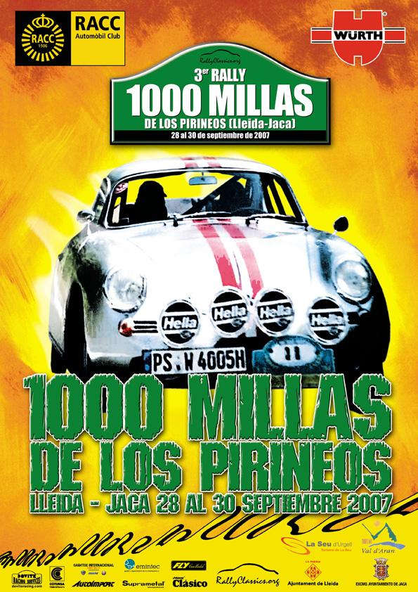 Rally Mil Milles