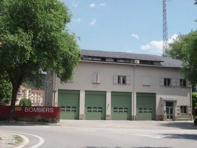 Parc de Bombers de la Seu d'Urgell