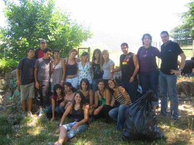 Els participants al Camp de Treball