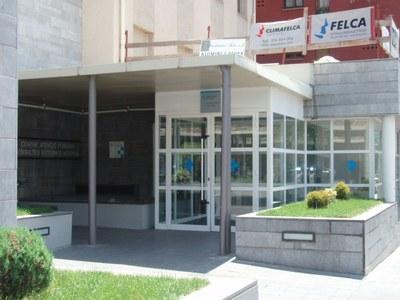 Centre d'Atenció Primària de la Seu