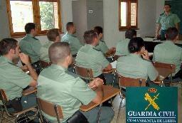 Incorporació d'agents de la Guàrdia Civil