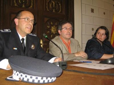 Commemoració de la fundació de la Policia Municipal de la Seu