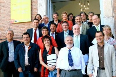 Xarxa Transversal - Foto d'alcaldes i regidors