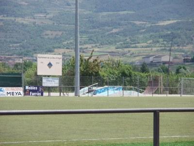 Camp de futbol de la Seu