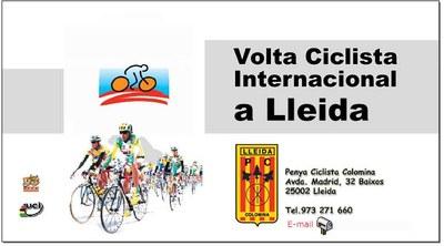 Volta Ciclista a Lleida