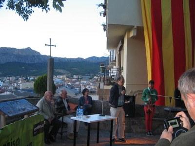 ANC - Recital per la Independència (Foto: Ventura Molleví)