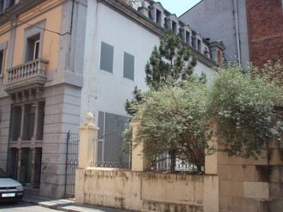 Espai per a l'ampliació del Consell Comarcal de l'Alt Urgell
