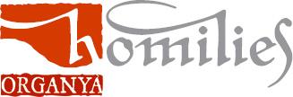 Logo de les Homilies d'Organyà