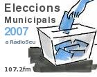 Logo Eleccions a RàdioSeu