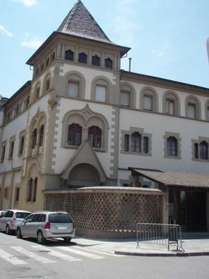 Convent de la Sagrada Família de la Seu d'Urgell