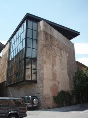 Biblioteca de Sant Agustí